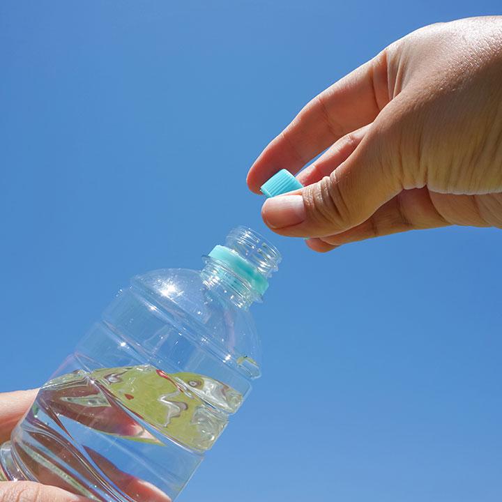 水分補給の基本!